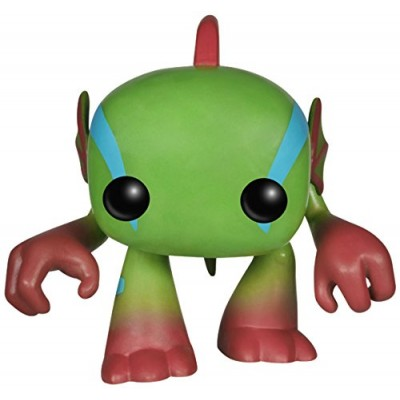 Funko Pop Games: WOW Murloc Figure
