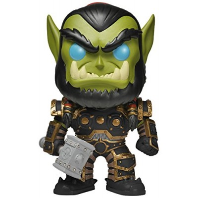Funko Pop Games: WOW Thrall Figure