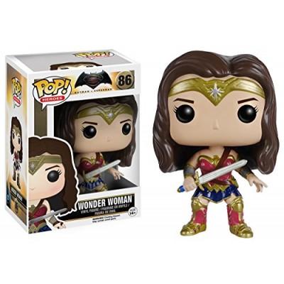 Funko POP Heroes: Batman vs Superman - Wonder Woman Action Figure