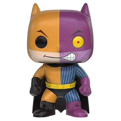 Funko POP Heroes Villains as Batman Two-Face Action Figure