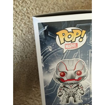 Funko Pop! Marvel #83 Avengers Age of Ultron Grinning Ultron (2015 SDCC Exclusive)