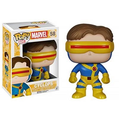 Funko POP Marvel: Classic X-Men - Cyclops Action Figure