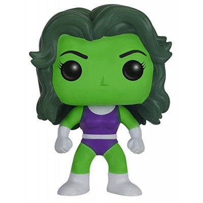 Funko POP Marvel: She-Hulk Vinyl Figure