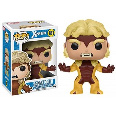Funko POP Marvel: X-Men - Sabretooth Figure