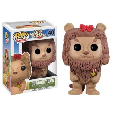 Funko POP: Movies Cowardly Lion Vinyl Figure