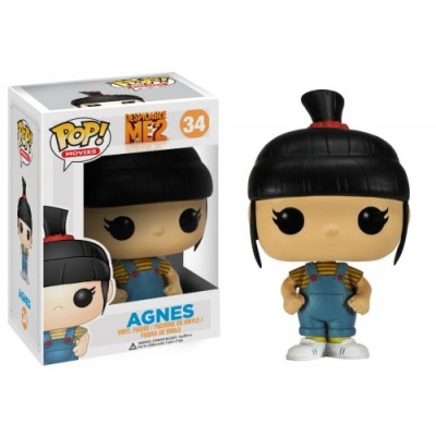 Funko POP Movies Despicable Me: Agnes Vinyl Figure