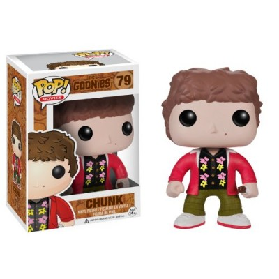 Funko POP Movies: Goonies Chunk Action Figure