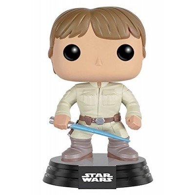Funko POP Star Wars Bespin Luke Skywalker Action Figure with Lightsaber