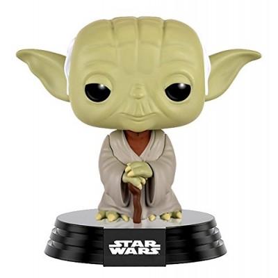 Funko POP Star Wars Dagobah Yoda Action Figure
