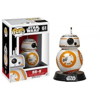 Funko POP Star Wars Episode 7: BB-8 and C-3PO 2 Piece BUNDLE
