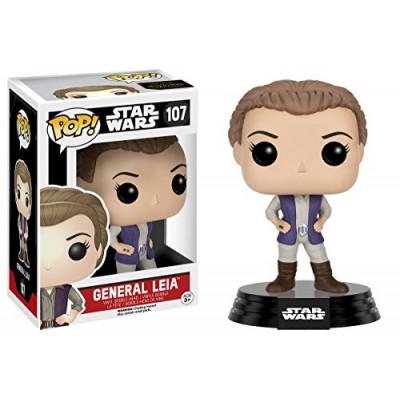Funko POP Star Wars: Episode 7: The Force Awakens Figure - General Leia