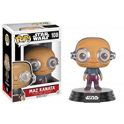Funko POP Star Wars: Episode 7: The Force Awakens Figure - Maz Kanata