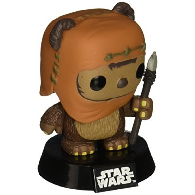 Funko POP Star Wars: Wicket Bobble Figure