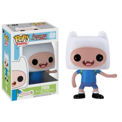 Funko POP Television: Adventure Time Finn Vinyl Figure