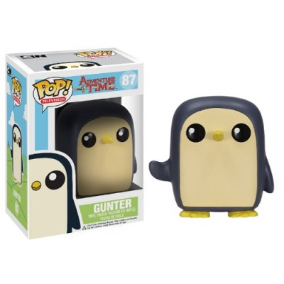 Funko POP Television Gunter Adventure Time Action Figure