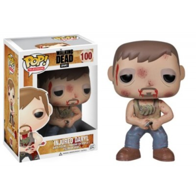 Funko POP! Television: The Walking Dead Series 4- Injured Daryl