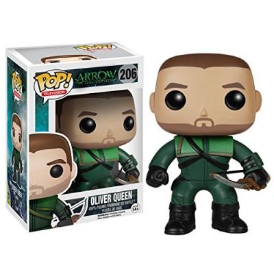 Funko POP TV: Arrow - Oliver Queen 'the Green Arrow' Action Figure