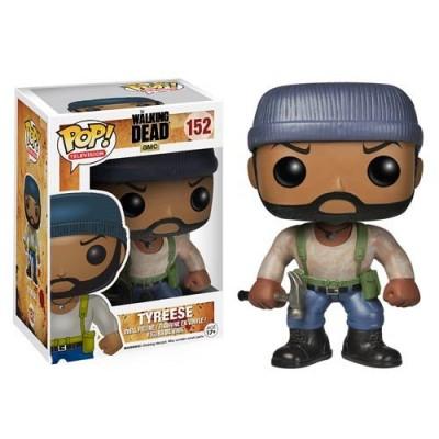 FunKo POP TV: Walking Dead - Tyreese Toy Figure