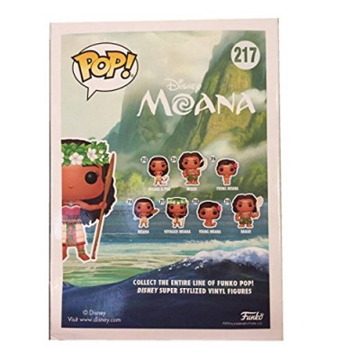 Funko POP Voyager Moana #217 Exlusive Figure