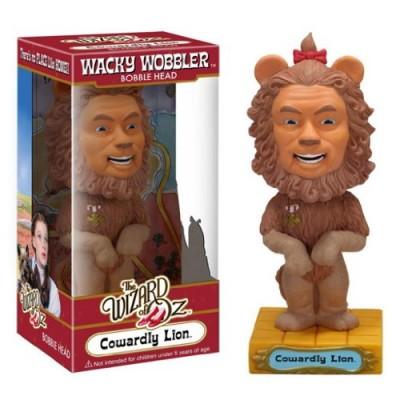 Funko Wizard of Oz: Cowardly Lion Wacky Wobbler