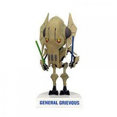 General Grievous Wacky Wobbler