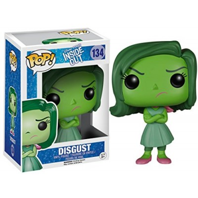 Inside Out - Disgust