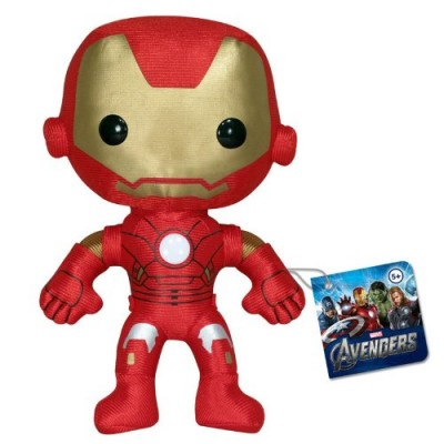 Plushies The Avengers 2012 Movie Iron Man Plush