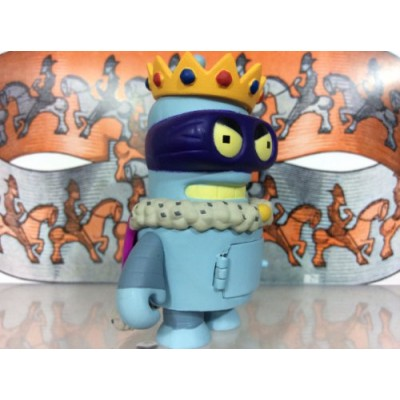 "Kidrobot Futurama Series 2 Bender Superking 3"" Vinyl Figure (Opened to Identify)"