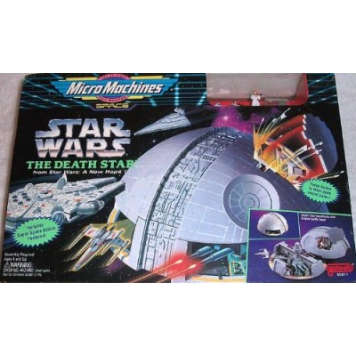 Micro Machines Star Wars Death Star