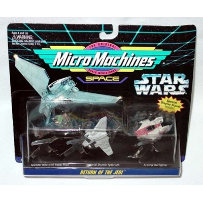 Micro Machines Star Wars Return of the Jedi (Collection 6)