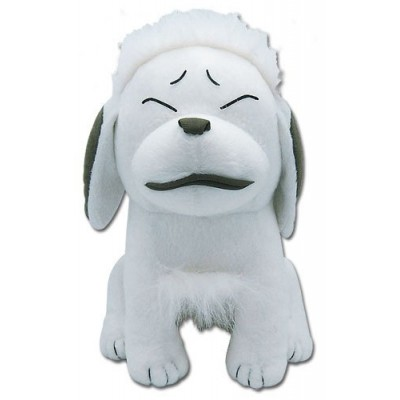 "GE Animation Official Naruto Plush Stuffed Toy - 7"" Akamaru (GE-7061)"