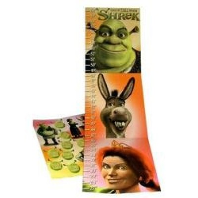 Grow Tall With SHREK - Child Growth Chart