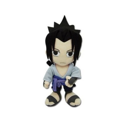"Great Eastern GE-8901 Naruto Shippuden 9"" Sasuke Plush"