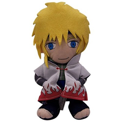 "Great Eastern GE-8941 Naruto Shippuden 4th Hokage Minato Namikaze 8"" Plush Toy"