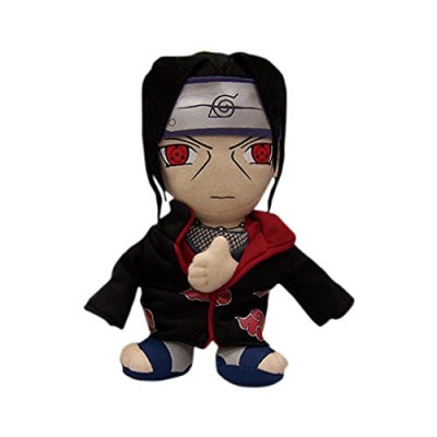 "Great Eastern Naruto Itachi Stuffed 9"" Plush"