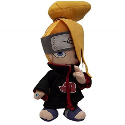 "Great Eastern Official Naruto Shippuden: Deidara 8"" Plush Doll"