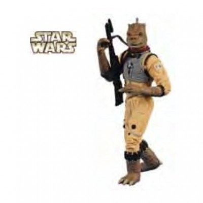 Hallmark 2011 - Bossk - Limited Quantity - Star Wars - The Empire Strikes Back