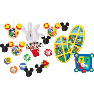 1 X Mickey Mouse Clubhouse Room Transformation Kit