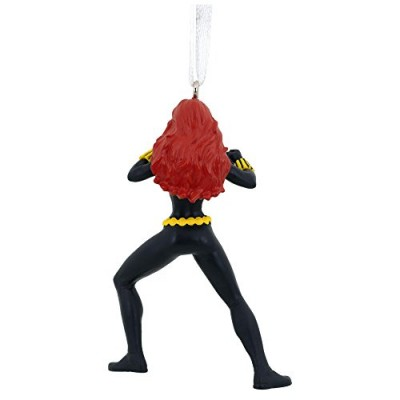 2016 Hallmark Marvel BLACK WIDOW Christmas Tree Ornament Avengers Holiday Decoration