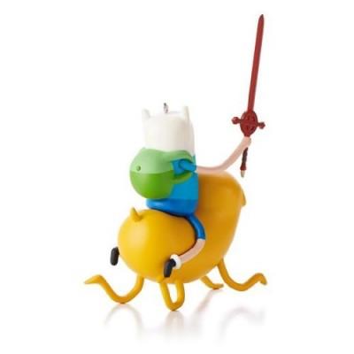 Adventure Time with Finn N Jake 2013 Hallmark Ornament