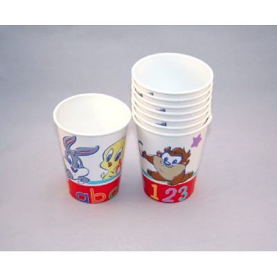 Baby Looney Tunes 9oz Paper Party Cups (8 Count) by Hallmark