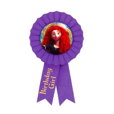 Disney Brave Award Ribbon Party Accessory