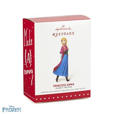Hallmark Keepsake Ornament: Disney Frozen Princess Anna