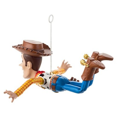 Hallmark Keepsake Ornament: Disney/Pixar Toy Story Woody is on a Mission
