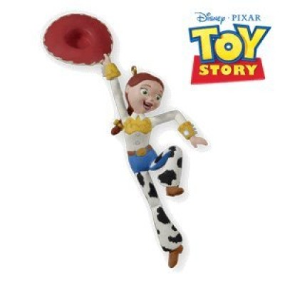 Jessie Toy Story 3 2010 Hallmark Ornament