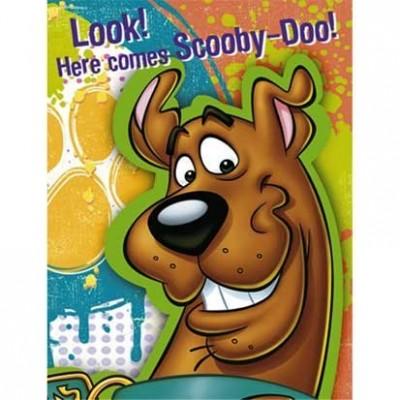 Scooby-Doo Party Invitations