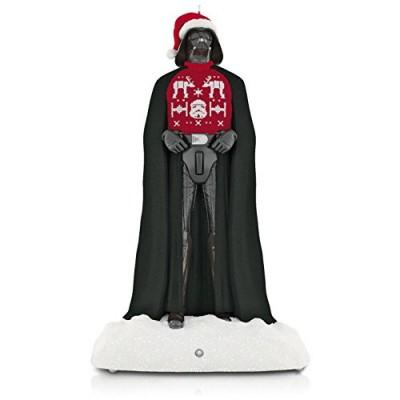 Star Wars - Holiday Darth Vader Ornament 2015 Hallmark