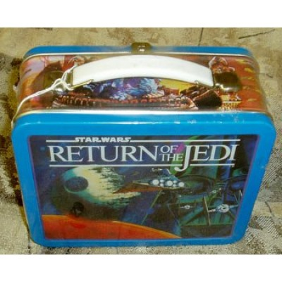 Star Wars Return of the Jedi Lunch Box Numbered Edition