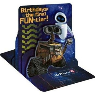 WALL-E Centerpiece