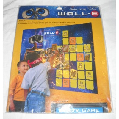 Wall-E Party Game Poster (1ct) by Hallmark